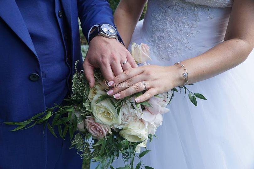 Bouquet de mariée juin