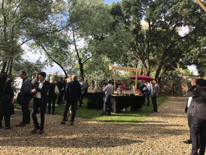 Cocktail jardin 2