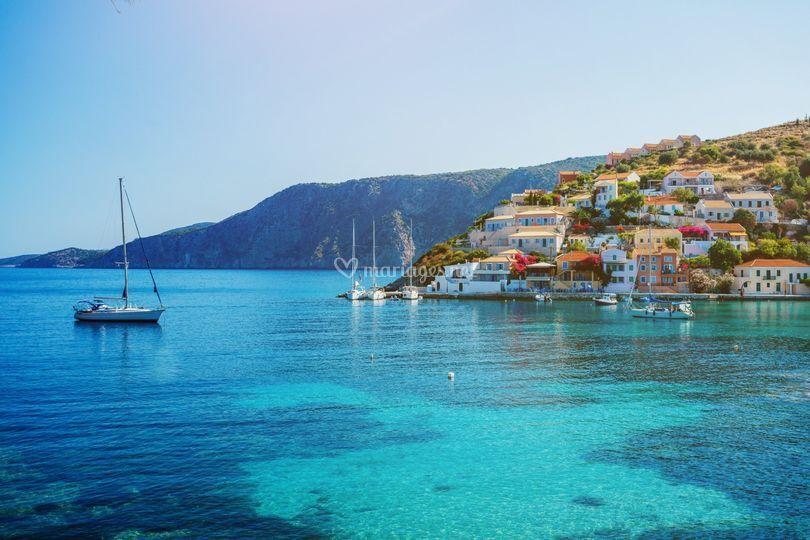 Voyage sur-mesure en Grèce