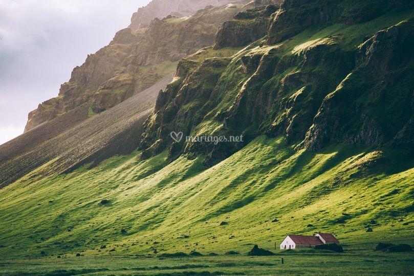 Voyage sur-mesure en Islande