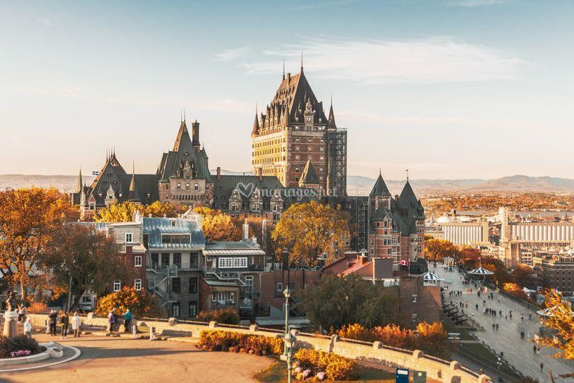 Voyage sur-mesure au Québec