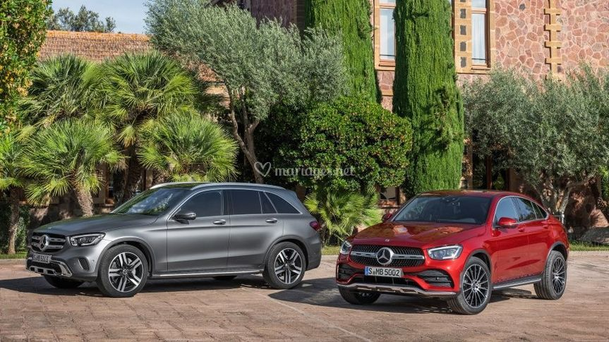 Nouveaux GLC SUV et Coupé