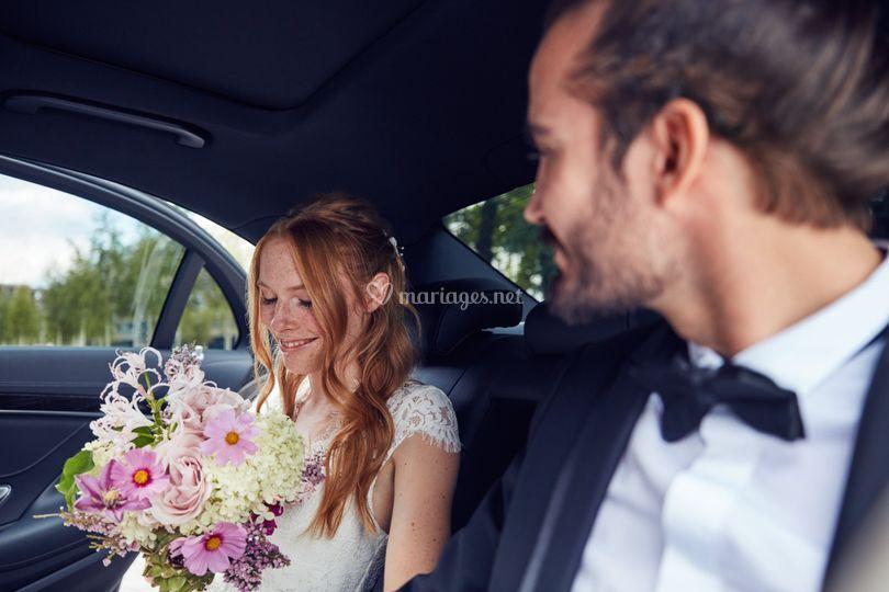 Mariage - Jolie bouquet
