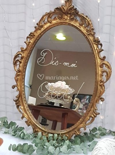 Miroir mon beau miroir!