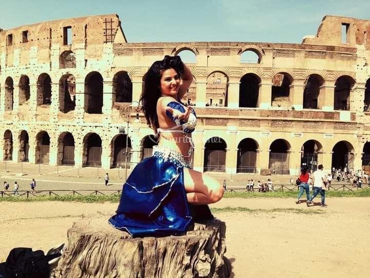Prestation en Italie