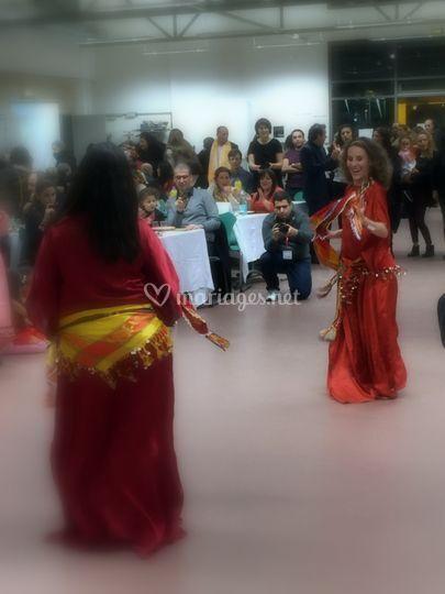 Atlas'sia danse kabyle