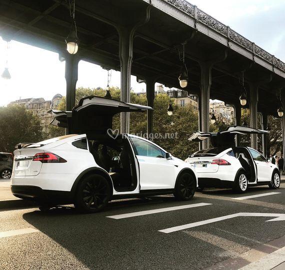 Deux Model X