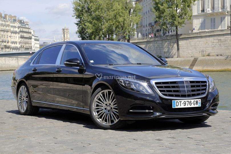 Mercedes Classe S600 Maybach