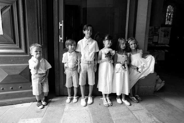 Emilie Daubisse enfants