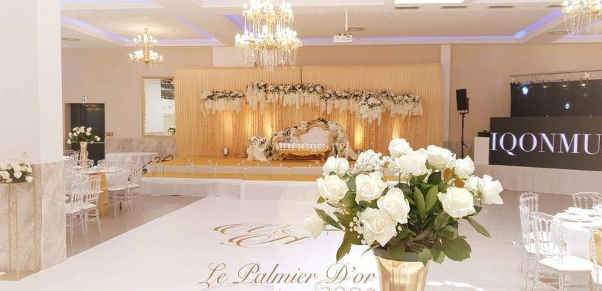 Le Palmier D Or