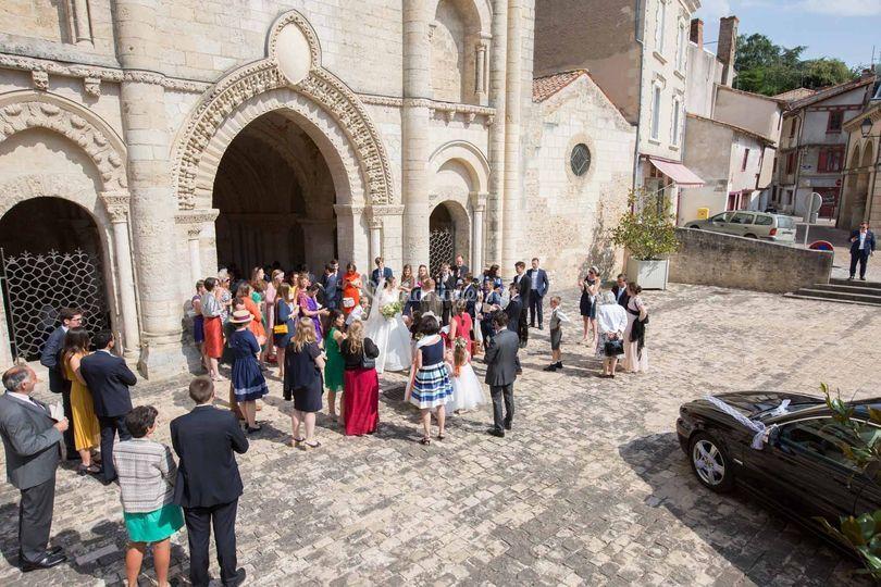 Après la cérémonie
