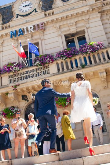 Reportage Mairie