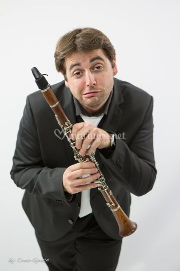 Clarinettiste jazz