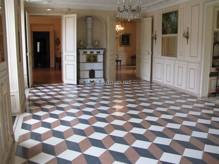 Salon Choiseul pour danser