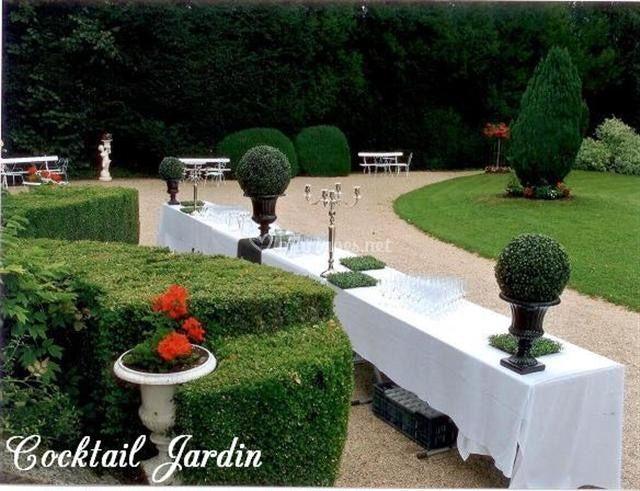 Cocktail jardin