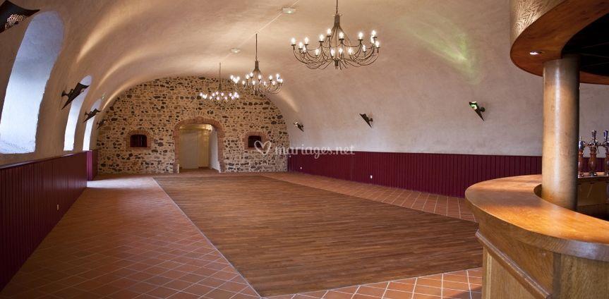 Une somptueuse salle de réception pour votre mariage