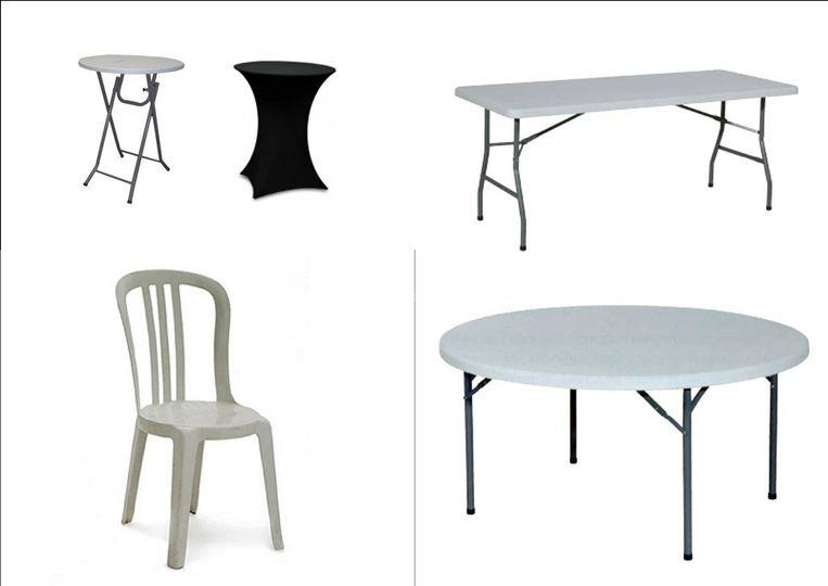 Les divers mobilier