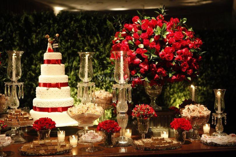 Sweet table élégance