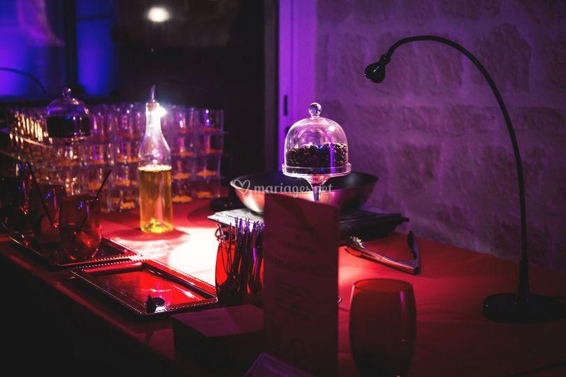 Atelier Cappuccin de Langoustine