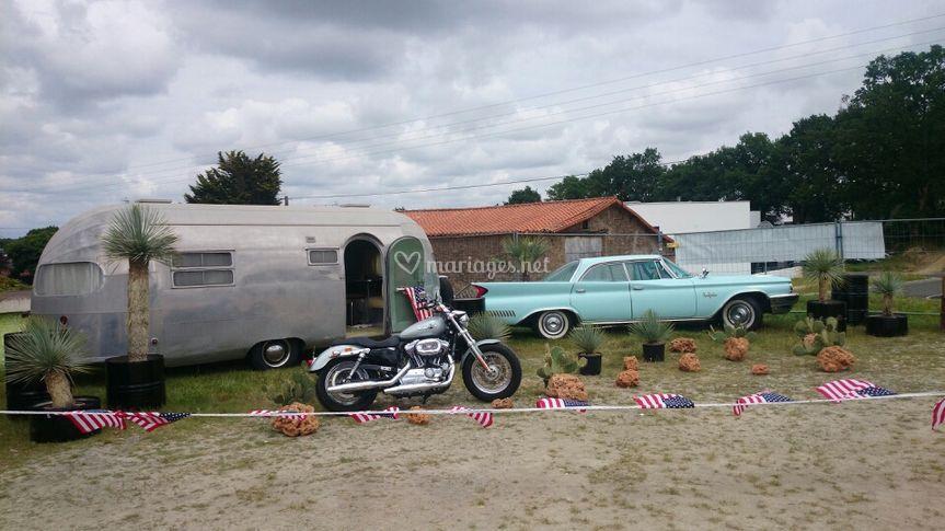 Chrysler festival américain