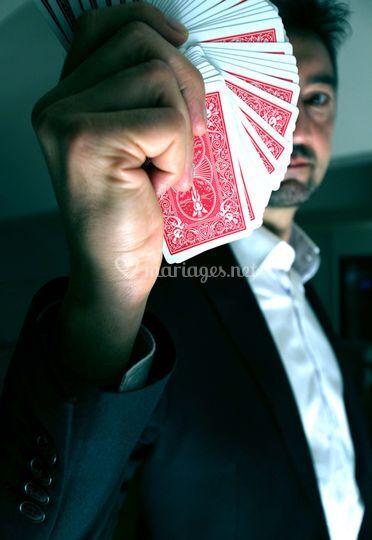 Magie des cartes