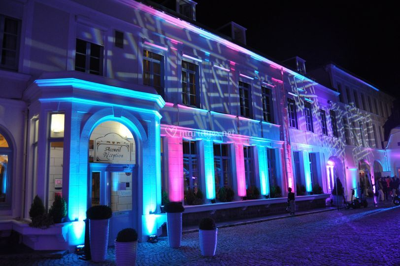 DJ Hotel Univers Arras