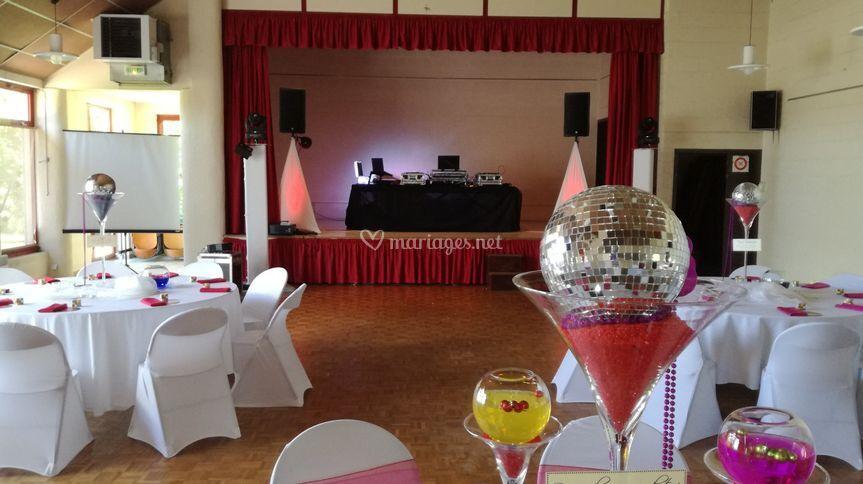 Mariage disco