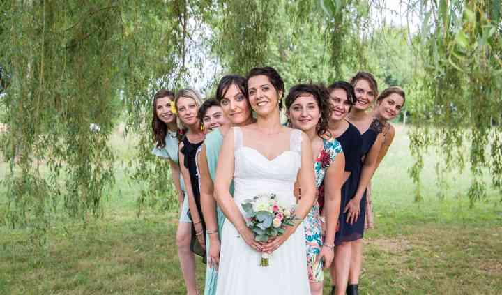 La Mariée et ses amies 2018