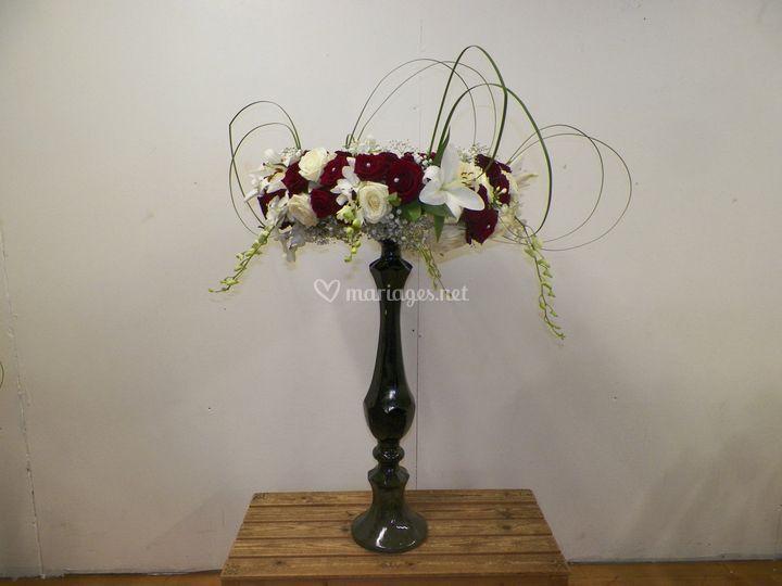 Nuage de fleurs
