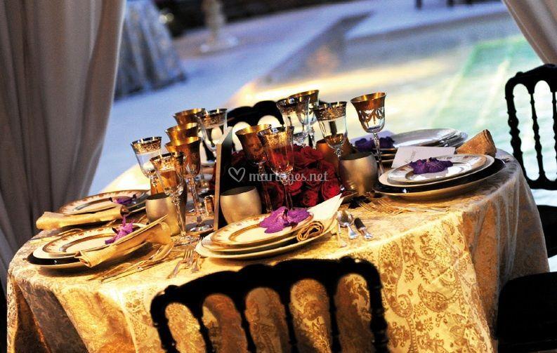 Présentation de vos tables