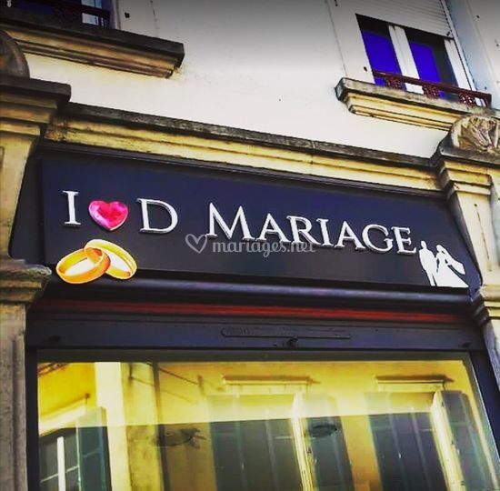 Une ID Mariage