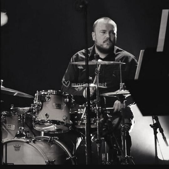 Arnaud Havet - Batteur