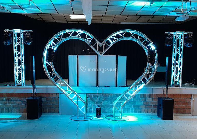 Structure en Coeur 1