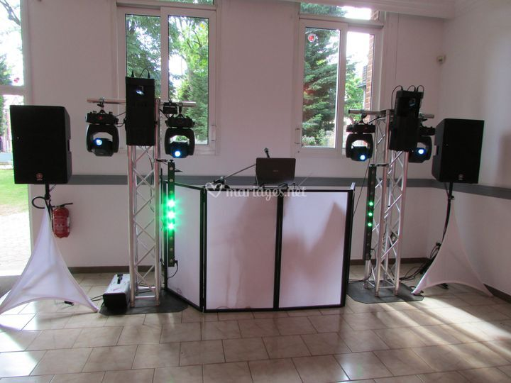 Cabine DJ Lycra