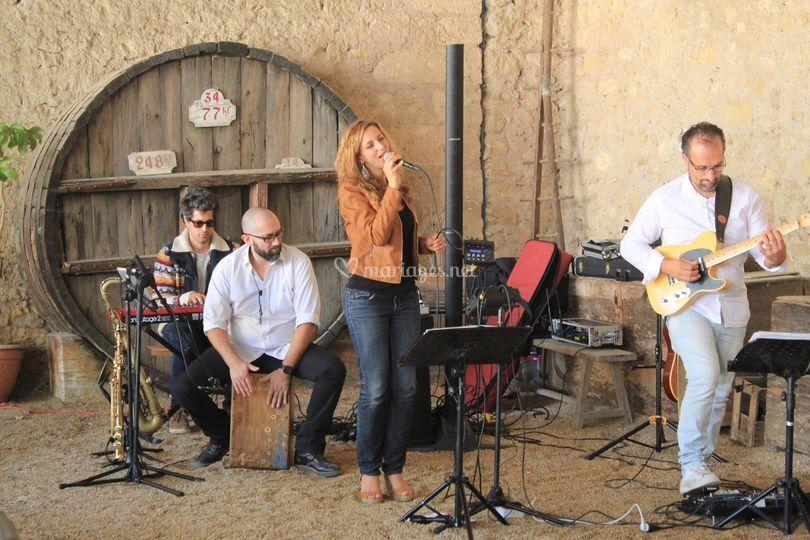 Concert avec invités!