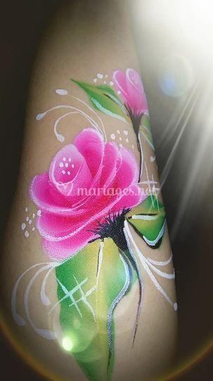 Esprit tatoo rose