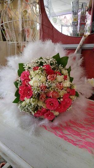 Bouquet pour la mariée