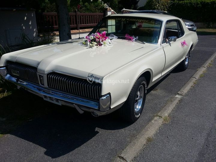 Location Mercury Cougar