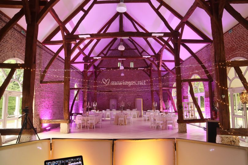 Mariage 8 Aout 2020 - Salle