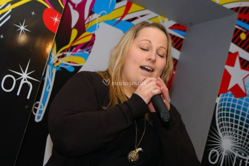 Lucille chanteuse
