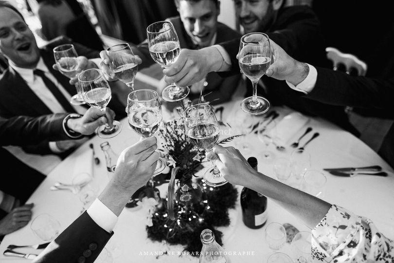 Table invités