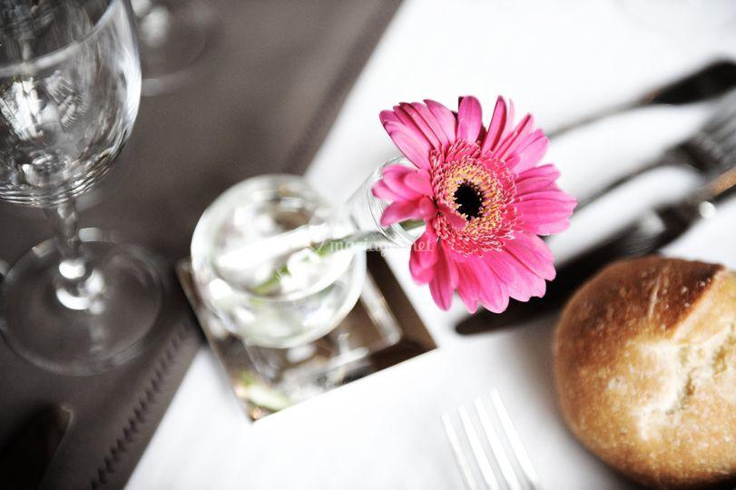 Fleur dans un vase