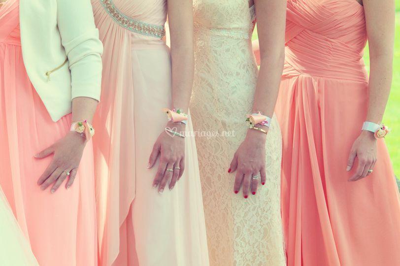 Boutonnières & bracelets