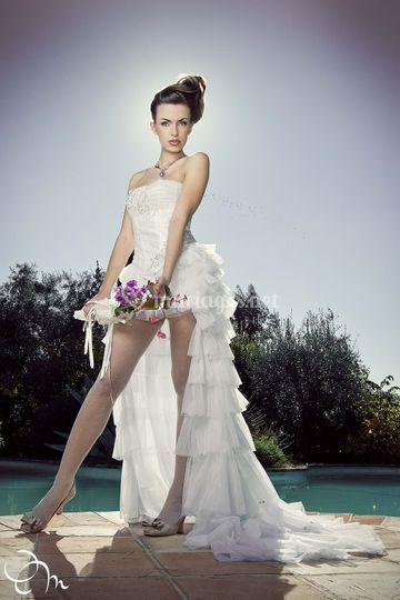 Maquilleuse mariée