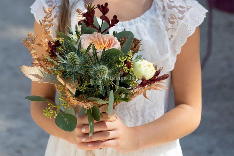 Bouquet enfant