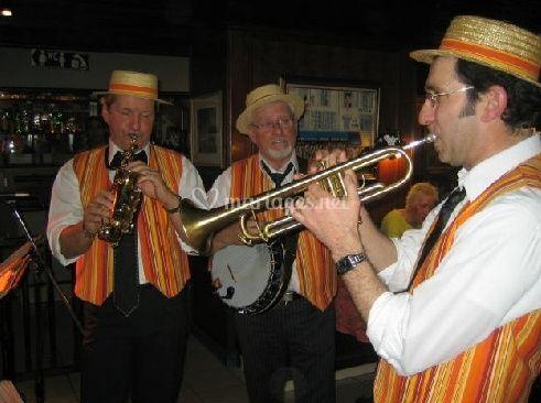 Lou Orléan's Jazz Band