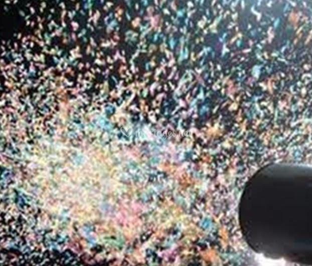 Canon à confettis
