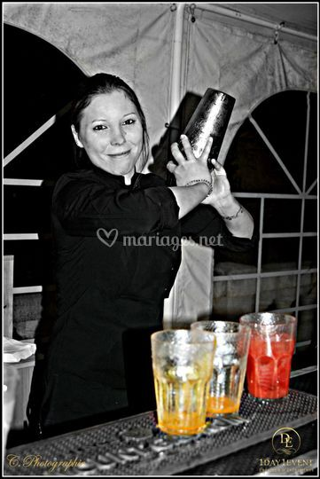 Barmaid 1 Day 1 Event