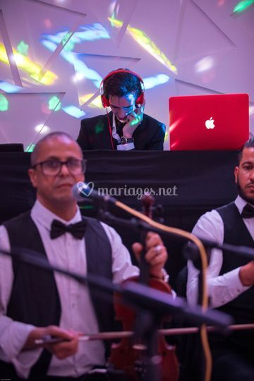 Dj +Orchestre