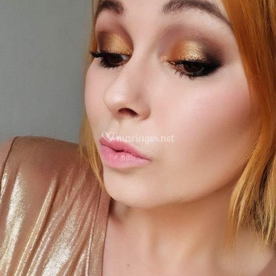 Makeup Ocre...